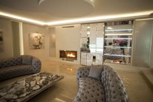 Modern Fireplace Surrounds - M 147 A