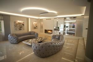 Modern Fireplace Surrounds - M 147