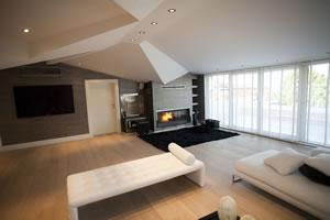 Modern Fireplace Surrounds - M 148
