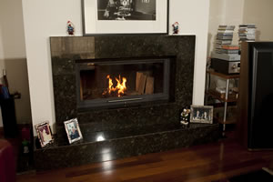 Modern Fireplace Surrounds - M 149 A