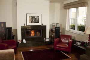 Modern Fireplace Surrounds - M 149