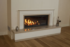 Modern Fireplace Surrounds - M 150 A