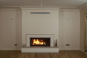 Modern Fireplace Surrounds - M 150 B