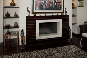 Modern Fireplace Surrounds - M 151