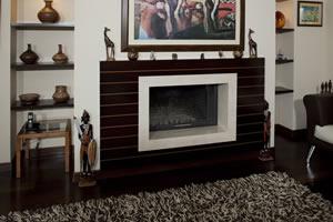 Modern Fireplace Surrounds - M 151