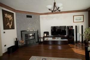 Modern Fireplace Surrounds - M 152 A