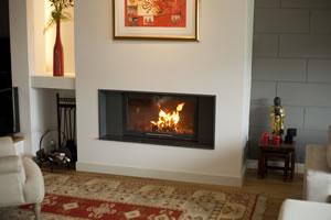 Modern Fireplace Surrounds - M 153 A