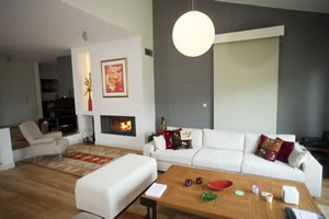 Modern Fireplace Surrounds - M 153 B