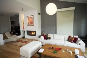 Modern Fireplace Surrounds - M 153 B