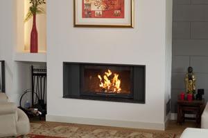 Modern Fireplace Surrounds - M 153