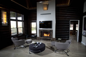 Modern Fireplace Surrounds - M 155 A
