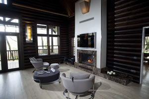 Modern Fireplace Surrounds - M 155 B