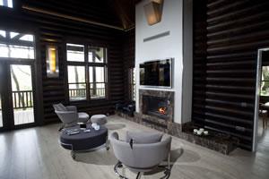 Modern Fireplace Surrounds - M 155 B