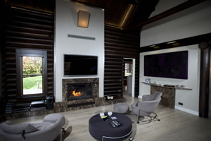 Modern Fireplace Surrounds - M 155