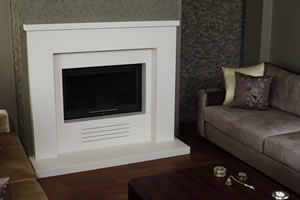 Modern Fireplace Surrounds - M 156 A