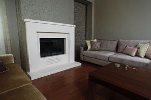 Modern Fireplace Surrounds - M 156