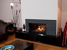 Modern Fireplace Surrounds - M 157 A