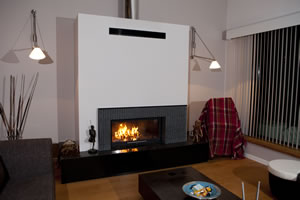 Modern Fireplace Surrounds - M 157 B