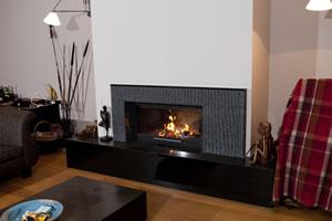 Modern Fireplace Surrounds - M 157