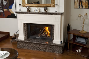 Modern Fireplace Surrounds - M 158 A