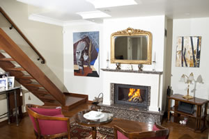 Modern Fireplace Surrounds - M 158