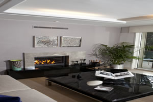 Modern Fireplace Surrounds - M 159 A