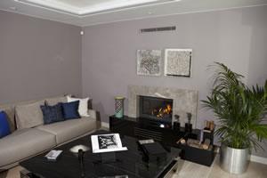 Modern Fireplace Surrounds - M 159
