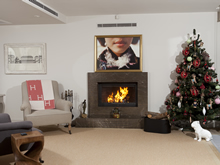 Modern Fireplace Surrounds - M 160