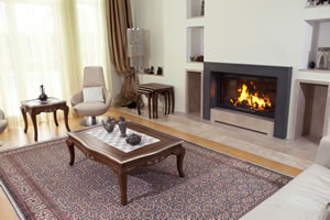 Modern Fireplace Surrounds - M 161 A