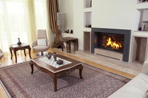 Modern Fireplace Surrounds - M 161 A