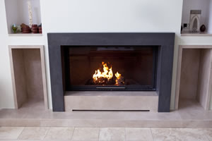 Modern Fireplace Surrounds - M 161 B