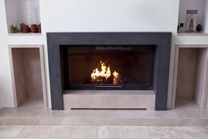 Modern Fireplace Surrounds - M 161 B