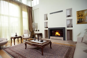 Modern Fireplace Surrounds - M 161
