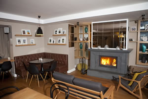 Modern Fireplace Surrounds - M 162 A