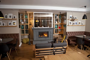 Modern Fireplace Surrounds - M 162
