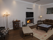 Modern Fireplace Surrounds - M 163 A