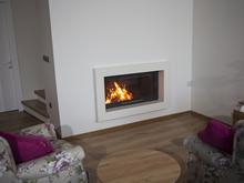 Modern Fireplace Surrounds - M 164 A
