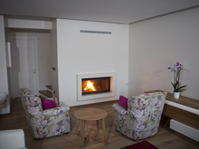 Modern Fireplace Surrounds - M 164