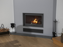Modern Fireplace Surrounds - M 165 B