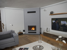 Modern Fireplace Surrounds - M 165