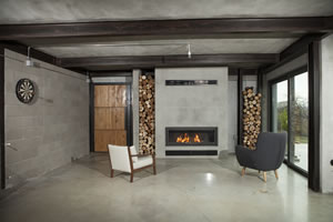 Modern Fireplace Surrounds - M 166