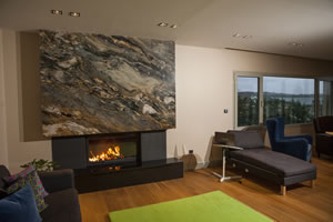 Modern Fireplace Surrounds - M 167 A