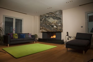 Modern Fireplace Surrounds - M 167