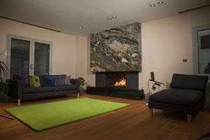 Modern Fireplace Surrounds - M 167
