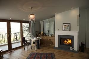 Modern Fireplace Surrounds - M 168 A