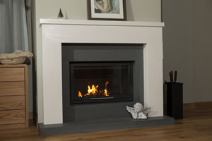 Modern Fireplace Surrounds - M 168