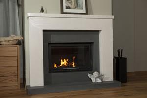 Modern Fireplace Surrounds - M 168