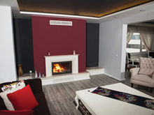 Modern Fireplace Surrounds - M 169
