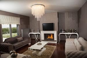 Modern Fireplace Surrounds - M 170 A