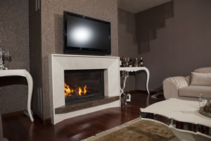 Modern Fireplace Surrounds - M 170 B